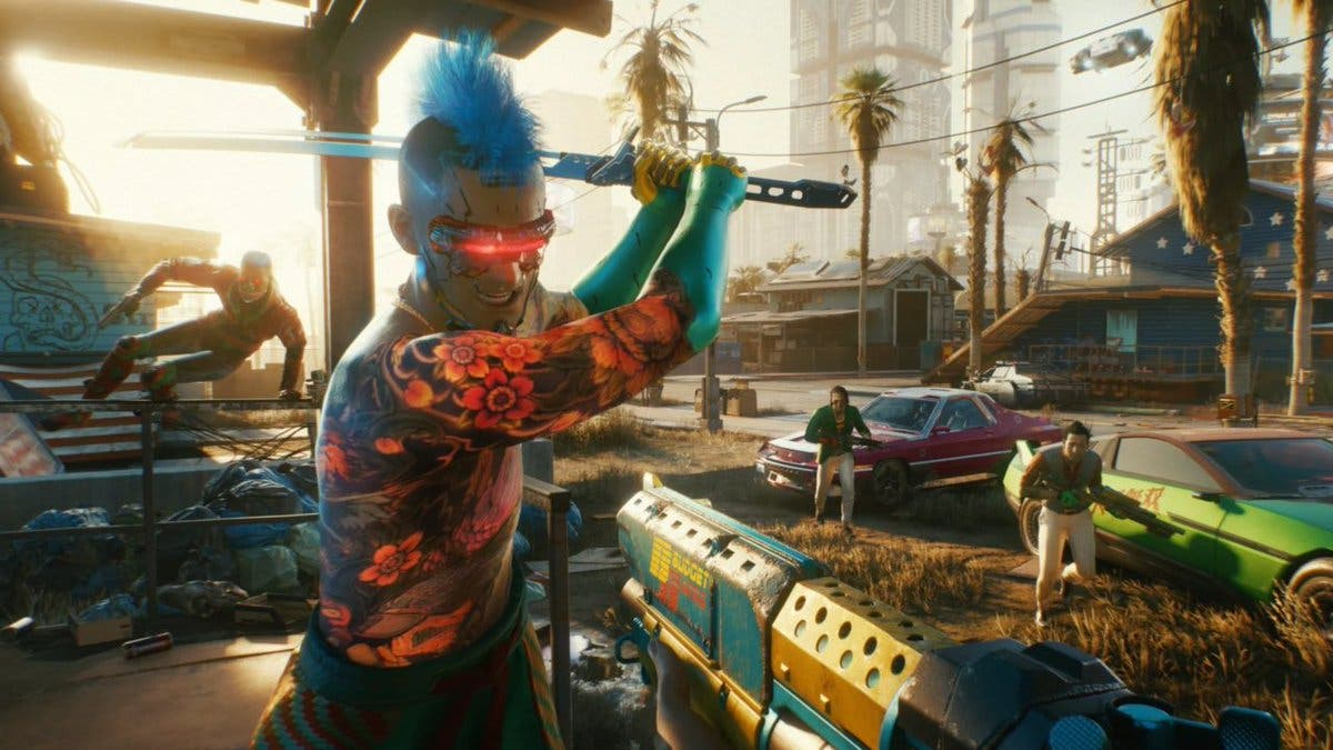 Cyberpunk 2077 fue retrasado para alcanzar más de 90 en Metacritic