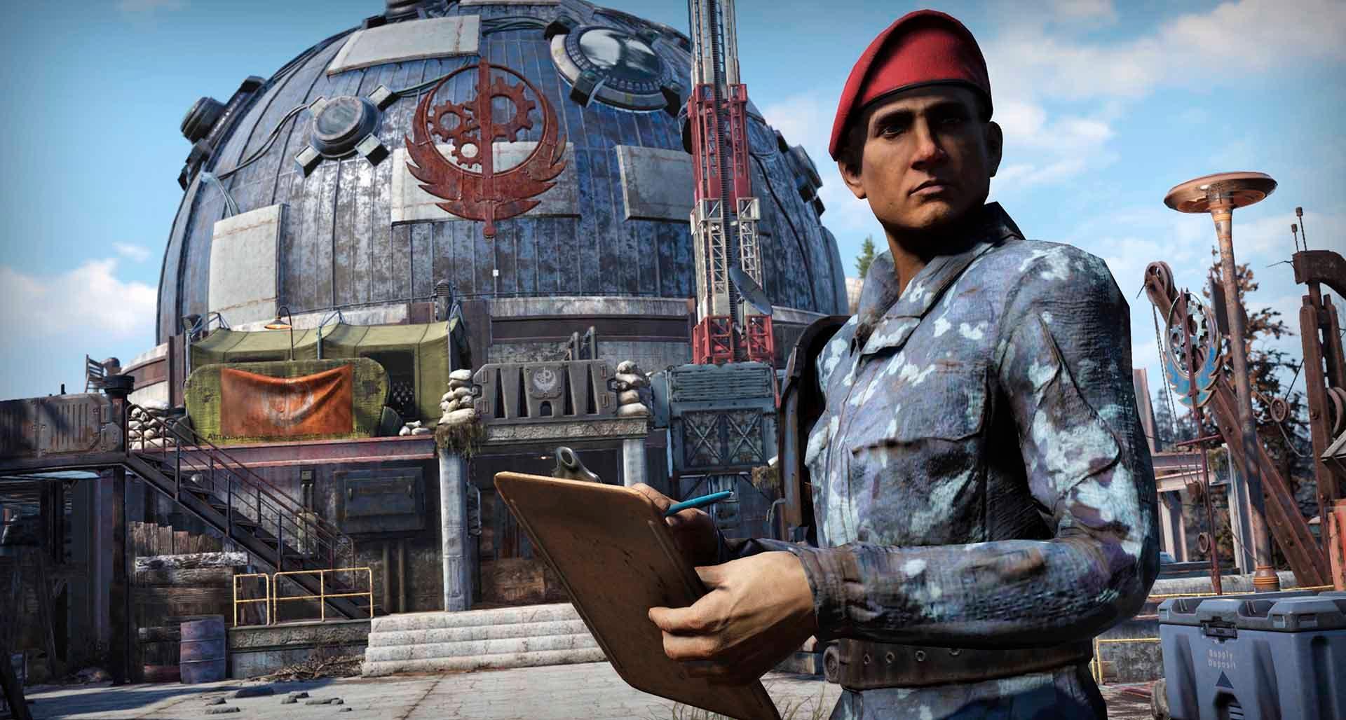 Ya está disponible la actualización 21 de Fallout 76, que incluye muchas novedades 4