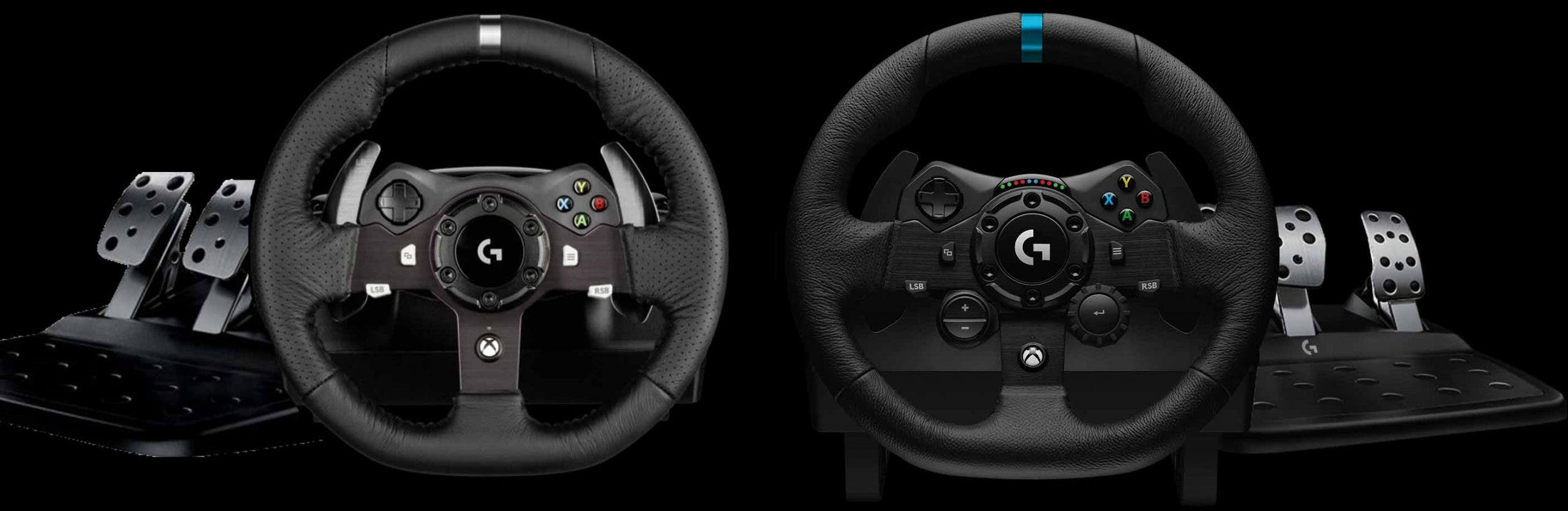 Análisis del Logitech G923 para Xbox One y PC 4