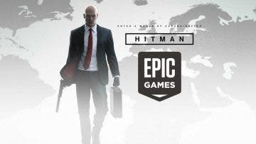 HITMAN entre los nuevos juegos gratuitos de la Epic Games Store