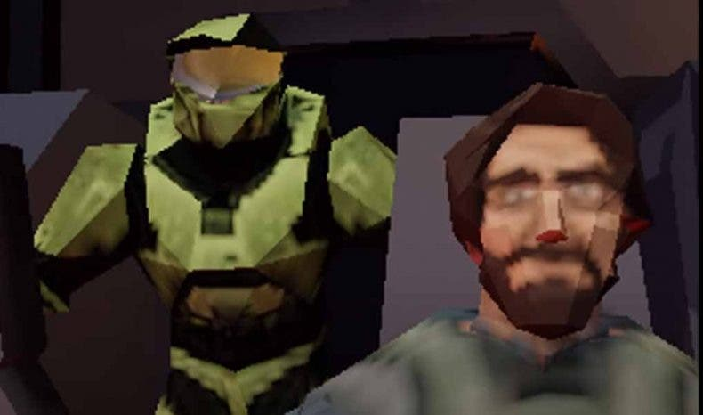 Recrean el gameplay de Halo Infinite como si fuese ejecutado por una Nintendo 64 1