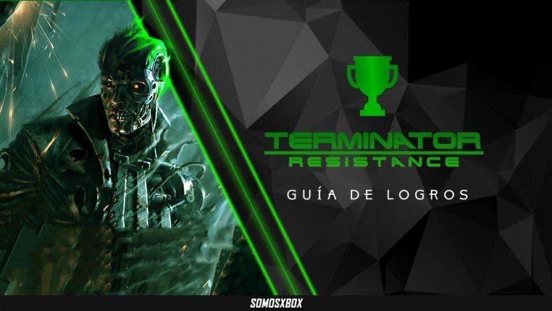Guía de logros - Terminator: Resistance 1