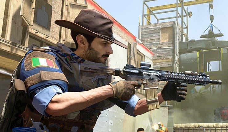 Las olimpiadas llegan a Call of Duty Modern Warfare 1