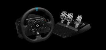 Análisis del Logitech G923 para Xbox One y PC 6