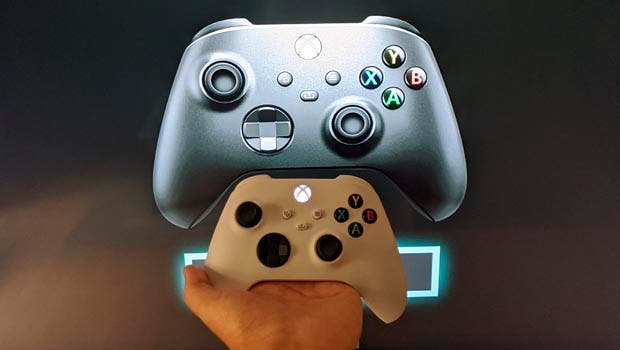 Comparan el mando de Xbox One con el de Xbox Series X para descubrir las principales diferencias 4