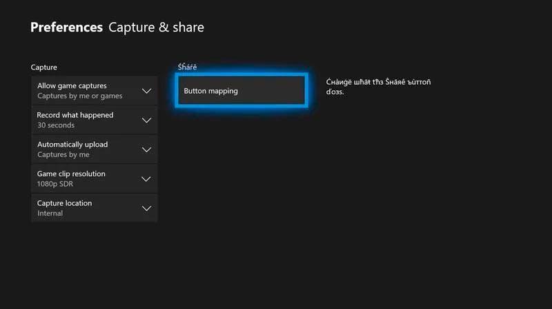Descubren futuras funciones del mando de Xbox Series X en la última actualización 1