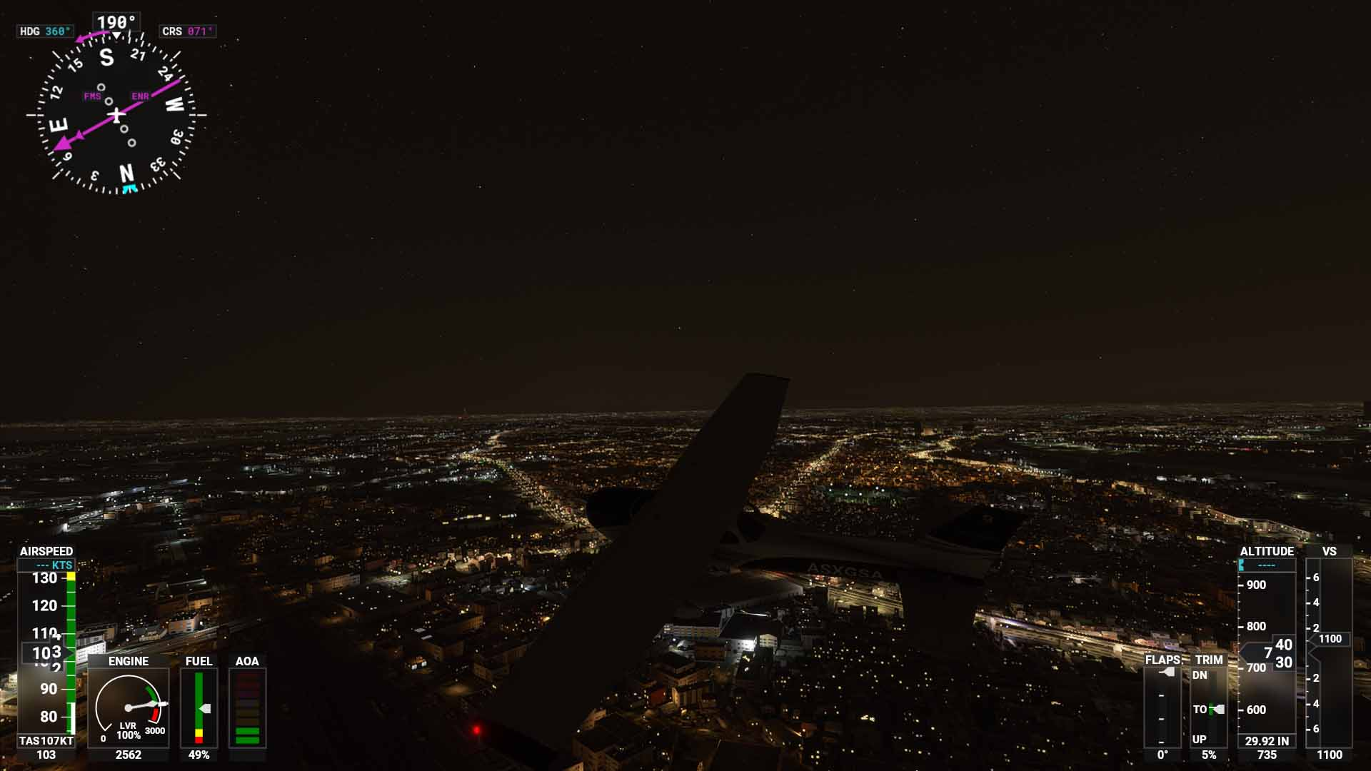Análisis de Microsoft Flight Simulator - PC 3