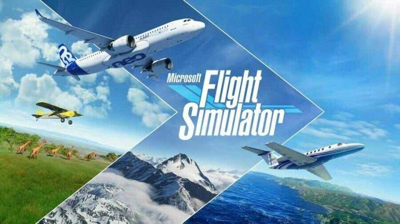 Aviones y aeropuertos expuestos en el nuevo tráiler de Microsoft Flight Simulator 1
