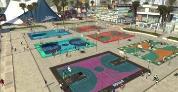 Un error en los servidores de NBA 2k21 amarga el estreno del juego, mapa del Barrio desvelado 3