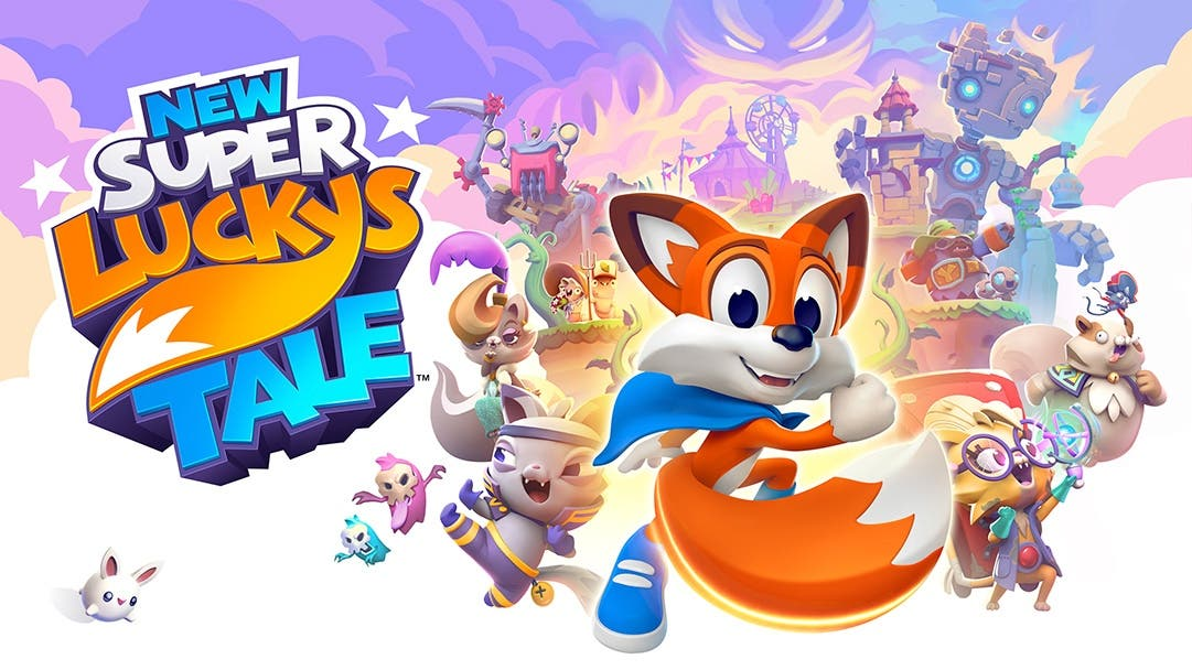 New Super Lucky's Tale en Xbox Game Pass de consola y PC