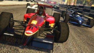 La F1 protagonista de la nueva actualización de GTA V Online 2