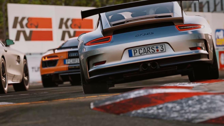 Project CARS 3 presenta nuevo tráiler mostrando algunas novedades sorprendentes 2