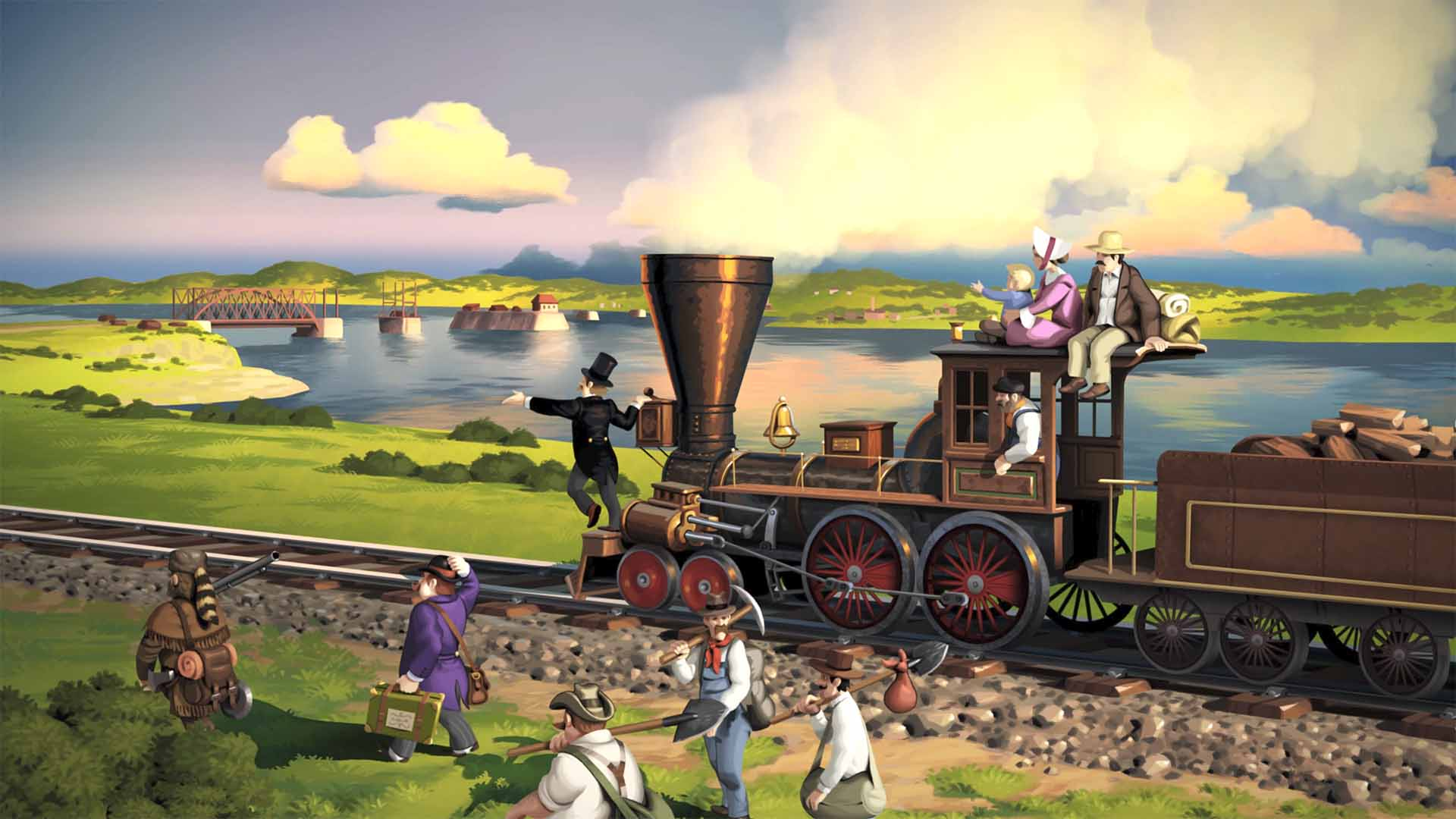 Análisis de Railway Empire: Complete Collection - Xbox One 9