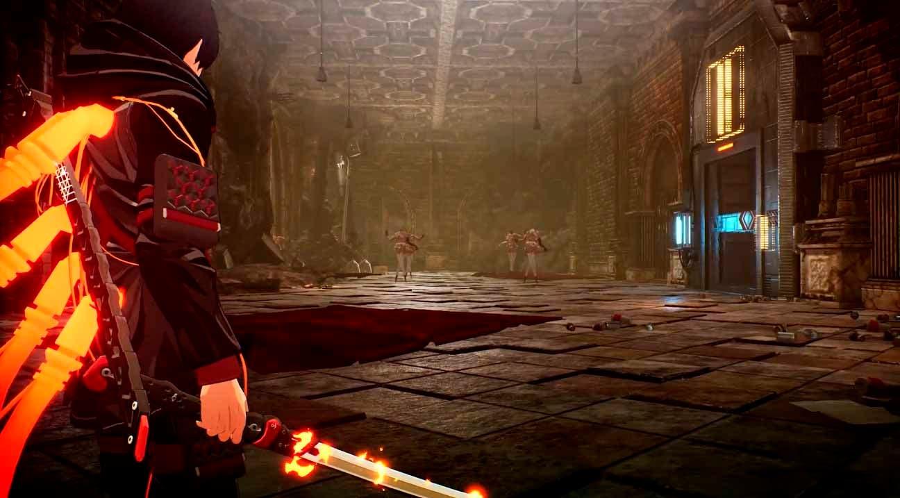 Scarlet Nexus expone su historia y ambientación en un nuevo vídeo de desarrollo 2