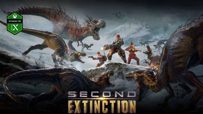 Un nuevo tráiler detalla el motor gráfico de Second Extinction, juego que llegará a Xbox Series X 1