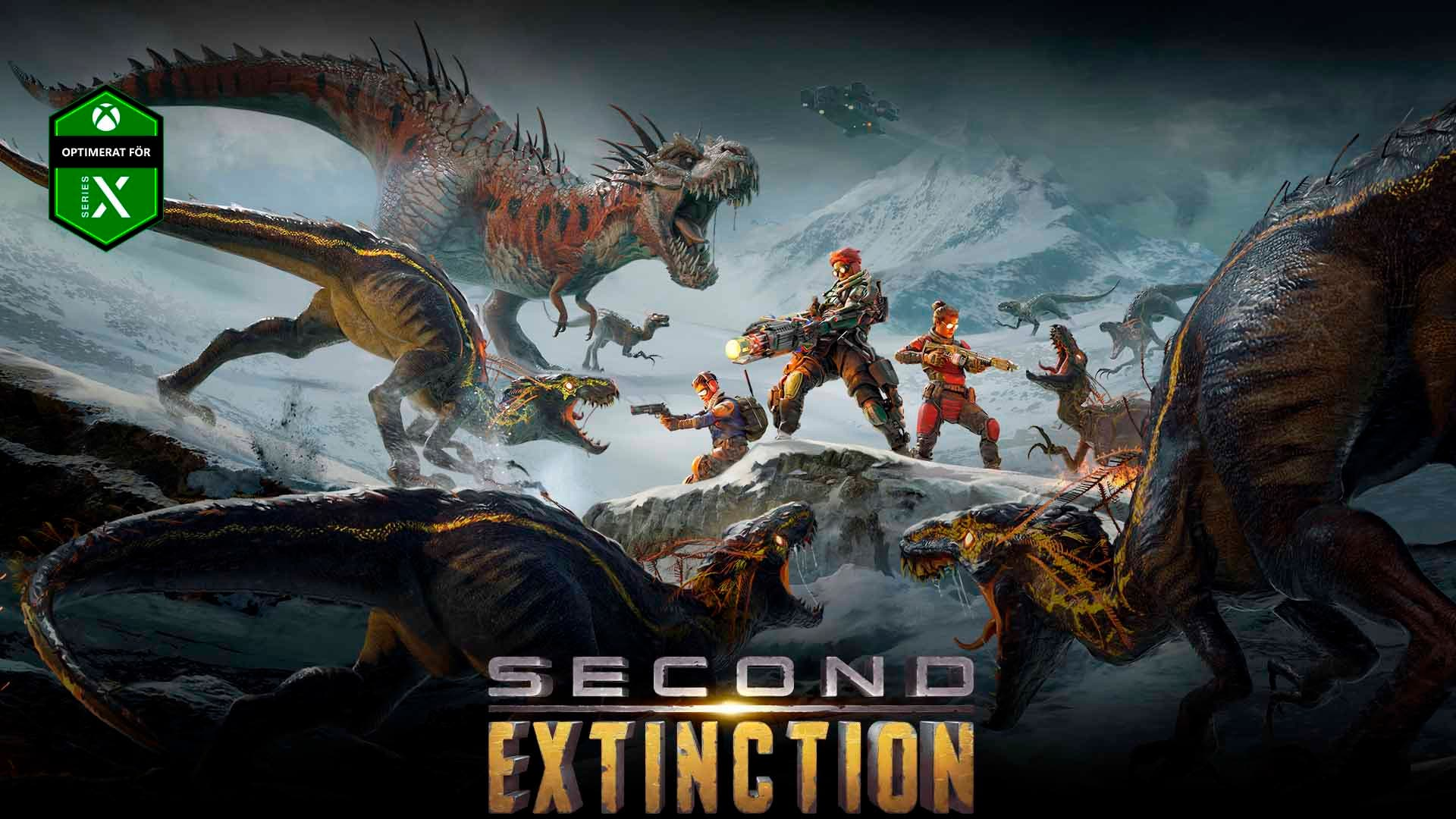 Second Extinction iniciará su Early Access el mes que viene y llegará a Xbox Series X en 2021 3