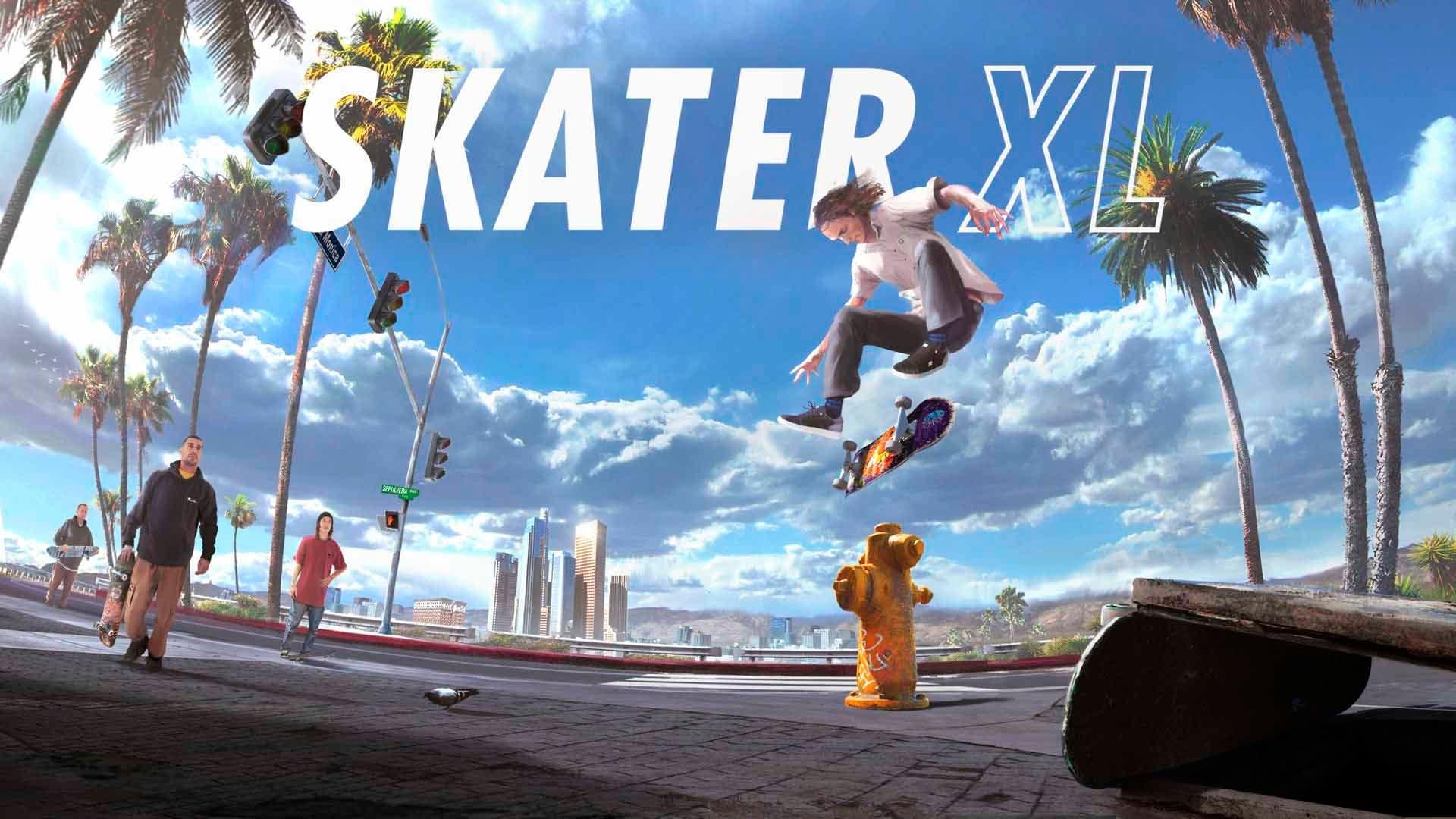 Análisis de Skater XL - Xbox One 9