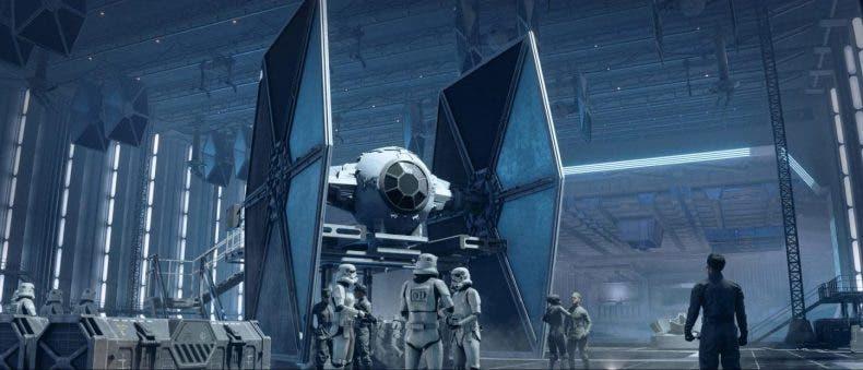 Se ofrecen nuevos detalles sobre la personalización en Star Wars: Squadrons 1