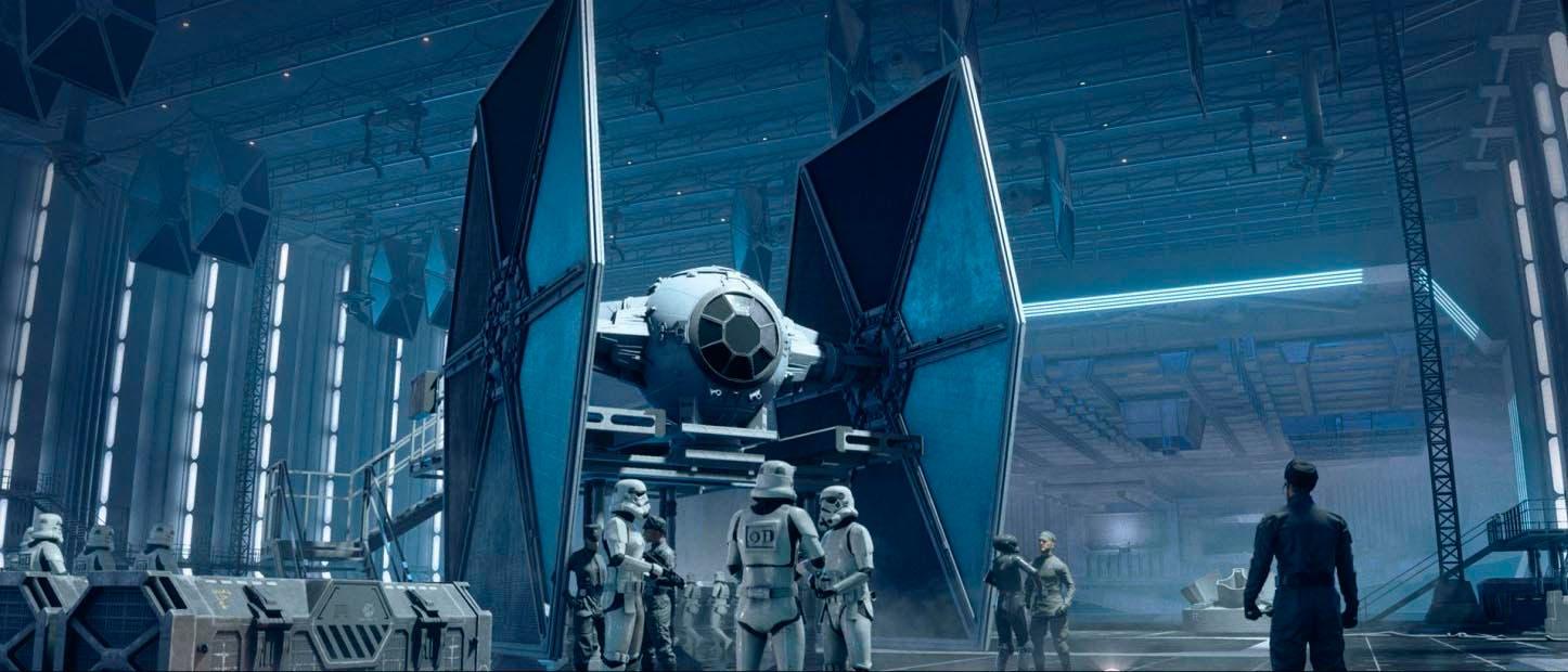 Se ofrecen nuevos detalles sobre la personalización en Star Wars: Squadrons 4