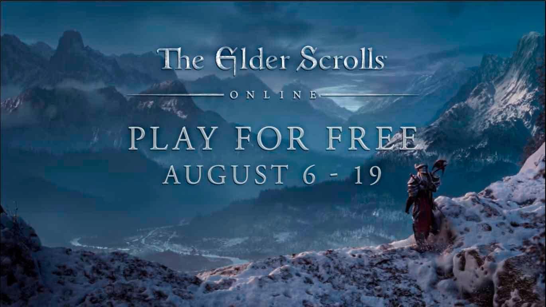 The Elder Scrolls Online se ofrecerá gratis durante dos semanas 2