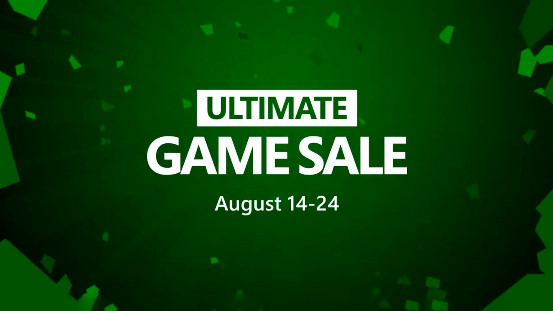 Ya disponibles las Xbox 2020 Ultimate Sale en la Xbox Store 7