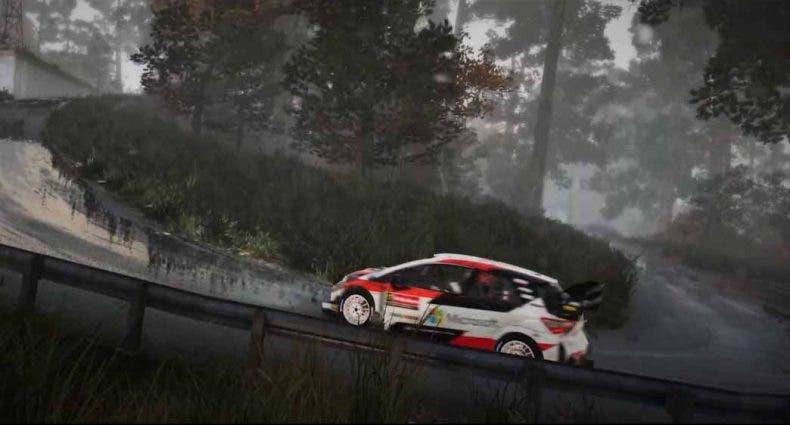 WRC 9 expone Japón en su nuevo gameplay 1