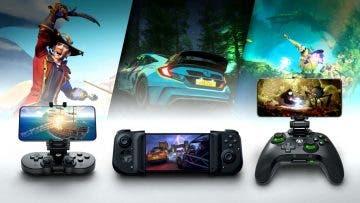 accesorios para juegos móviles diseñado por Xbox