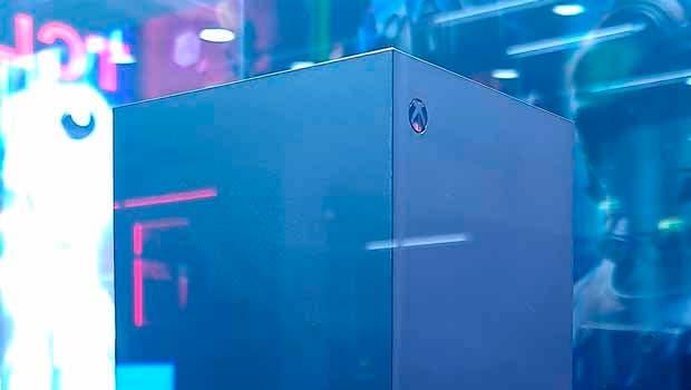 La Xbox Series X es fotografiada 'en vivo' durante un evento en Alemania 1