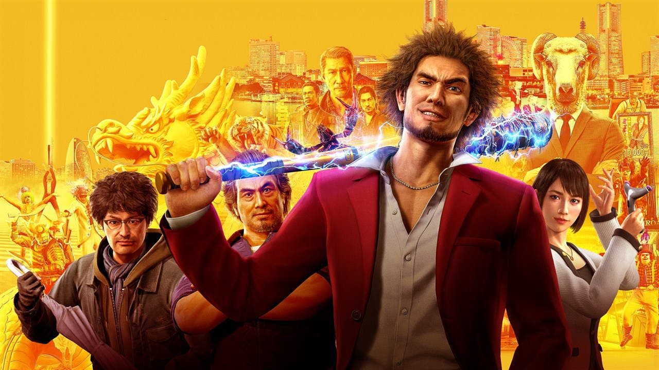 requisitos mínimos de Yakuza Like a Dragon para PC