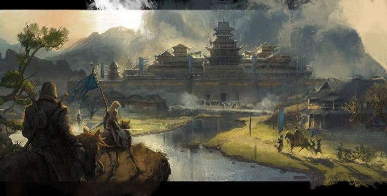 ubicación del próximo Assassin's Creed