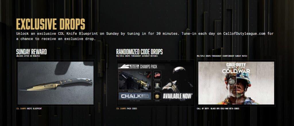 clave para la beta de Call of Duty: Black Ops Cold War