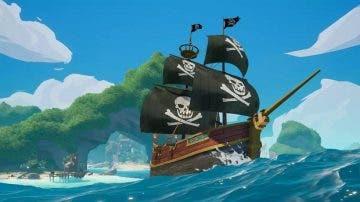 Polémica con el juego Blazing Sails por su enorme parecido a Sea of Thieves 1