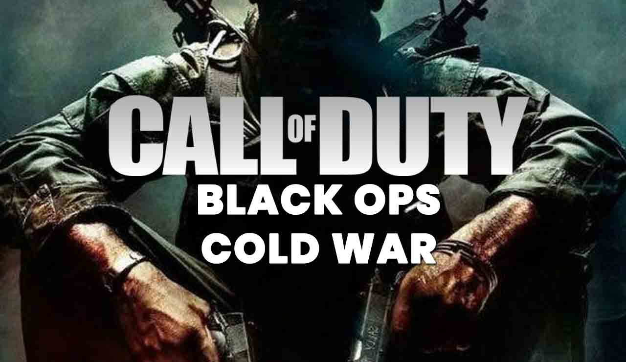 Se confirma Call of Duty Black Ops Cold War