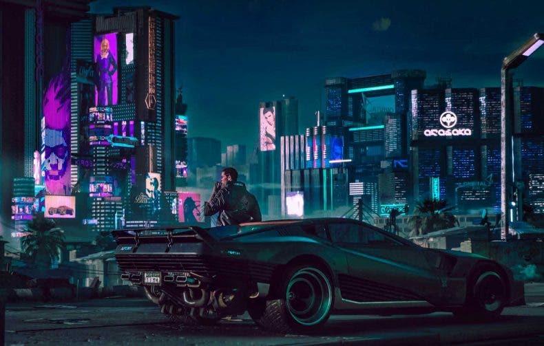 tener sexo en Cyberpunk 2077