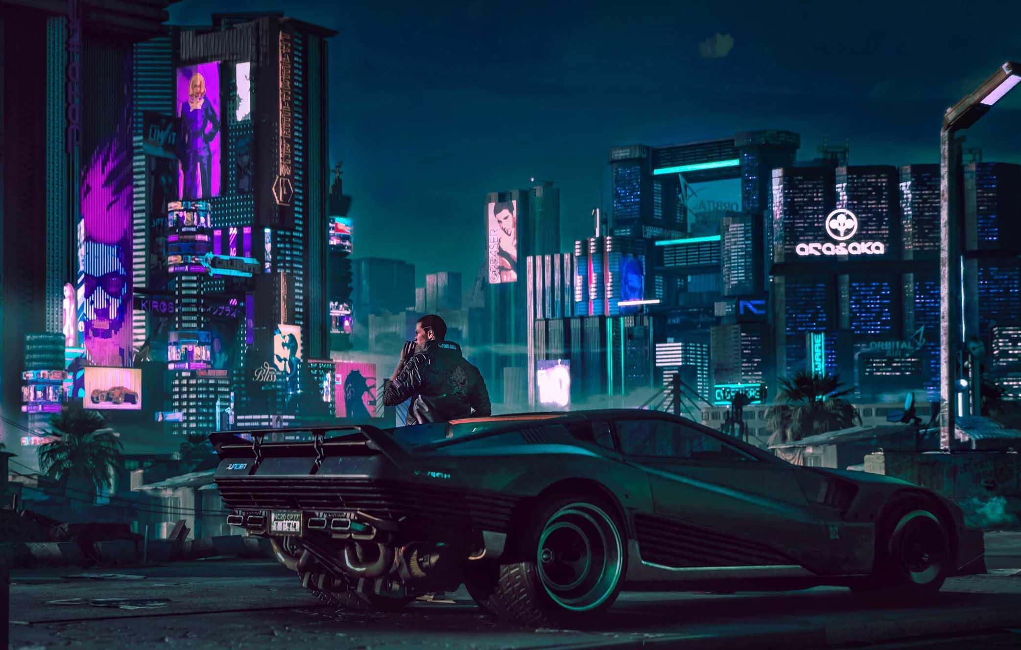 """Cyberpunk 2077 pondrá """"mucho énfasis"""" en los entornos destructibles 4"""