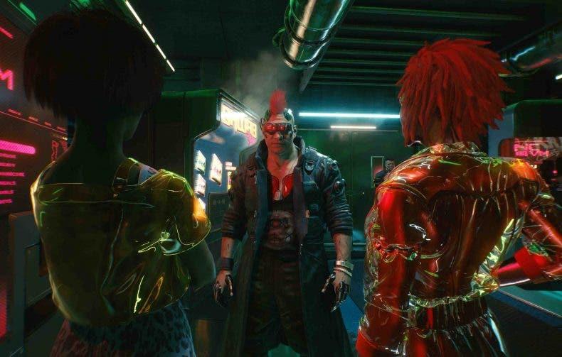 """Cyberpunk 2077 no quiere que los enemigos sean """"esponjas de balas"""": así lo combatirá 1"""