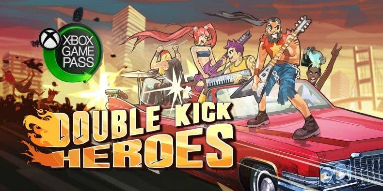 Double Kick Heroes en Xbox Game Pass