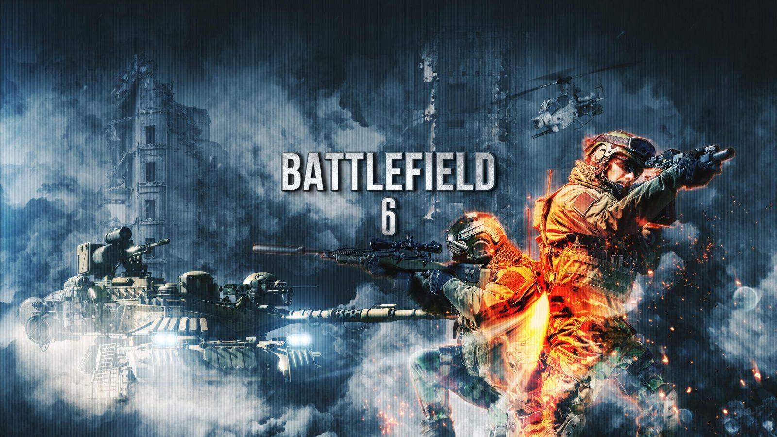 mapas multijugador de Battlefield 6 serán enormes