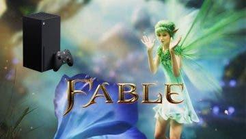 Xbox Series X de Fable