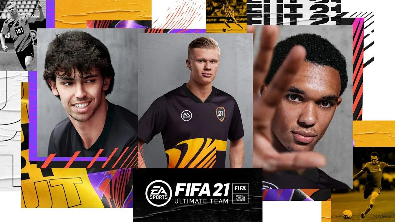 tráiler oficial de FIFA 21 Ultimate Team