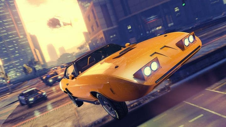 El especial de verano a GTA Online llega el 11 de agosto 7