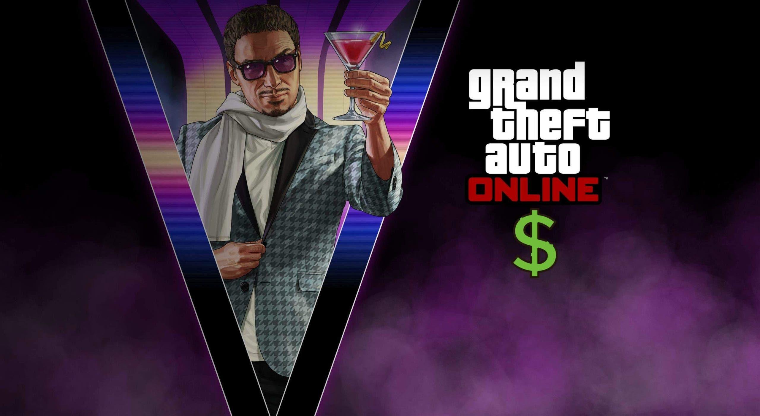 Cómo conseguir 200.000 GTA$ en GTA V Online