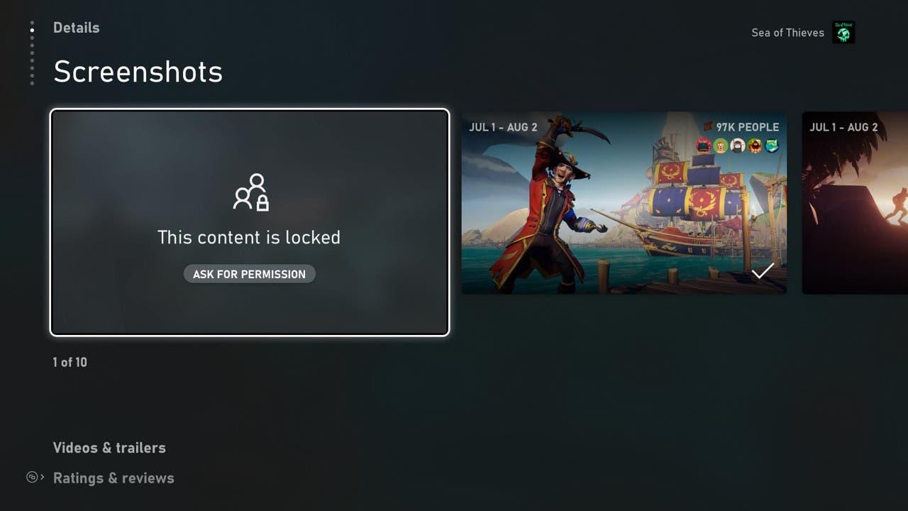 nova Xbox Microsoft Store