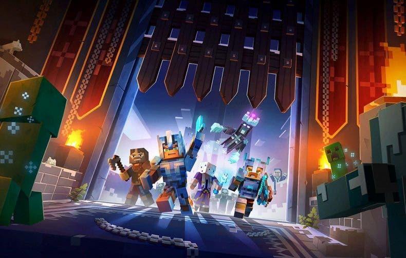 Análisis de Season Pass Minecraft Dungeons - Xbox Series X S
