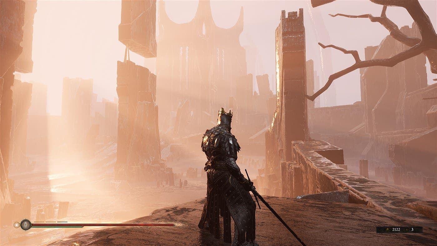 Análisis de Mortal Shell - Xbox One 3