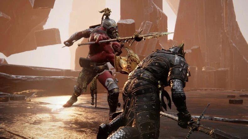 Digital Foundry compara el rendimiento de Mortal Shell en Xbox Series X y PS5 1