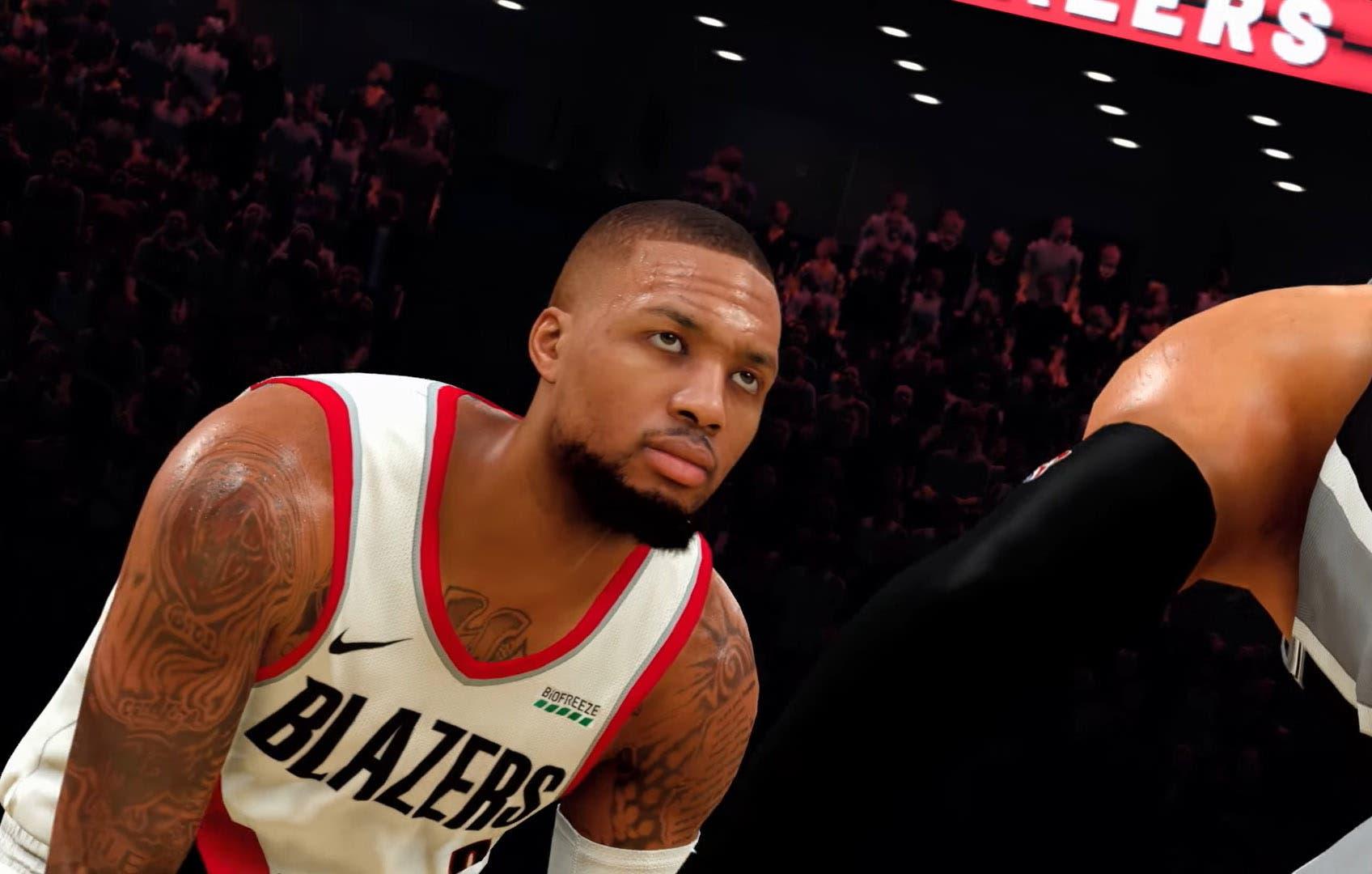 NBA 2K21 muestra su primer tráiler con gameplay 2