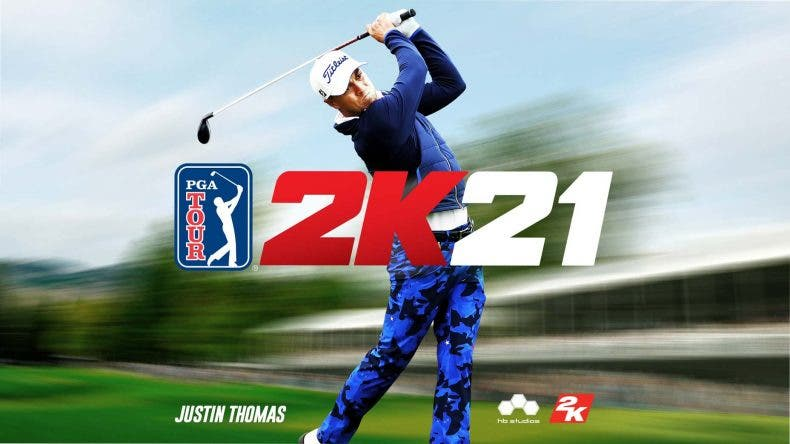 Ya disponible el golf de PGA TOUR 2K21 1