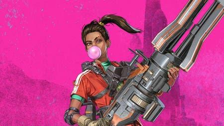 Rampart, nuevo personaje de Apex Legends de la Temporada 6