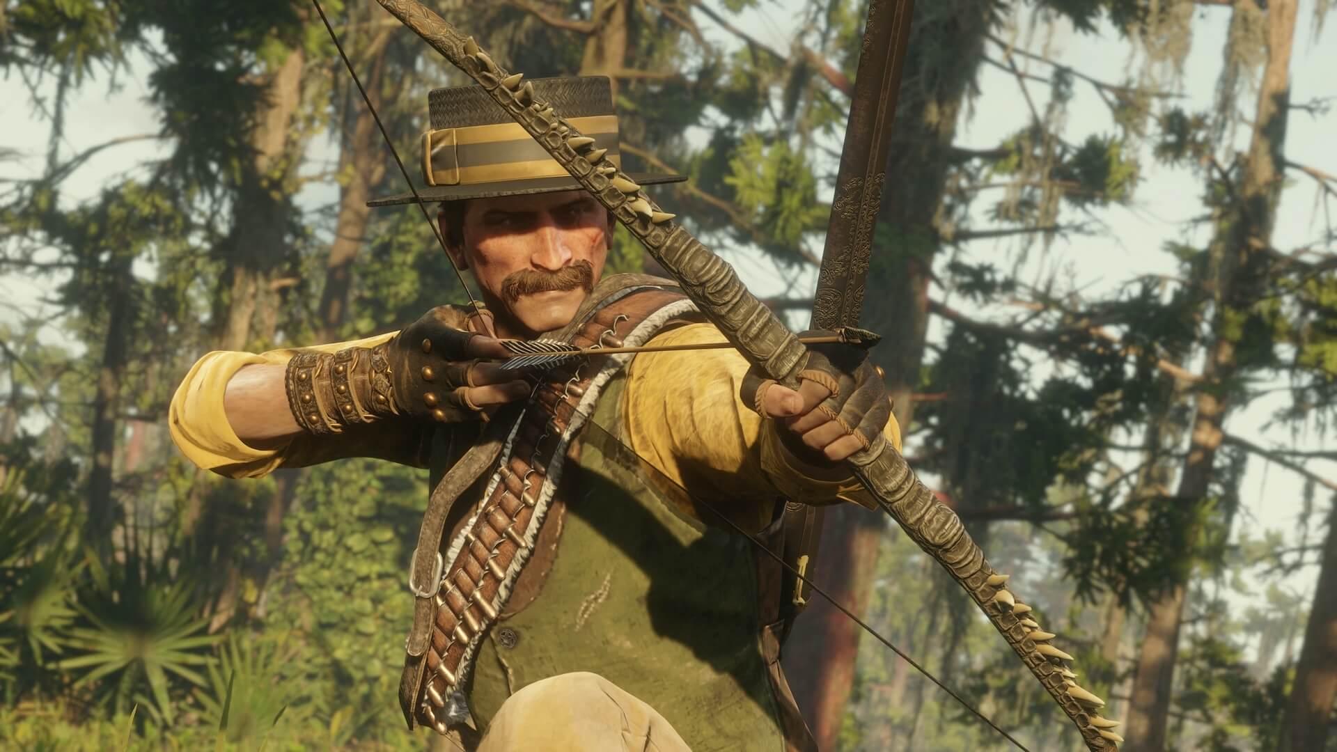 Red Dead Online recibe nuevos animales legendarios y otras novedades 4